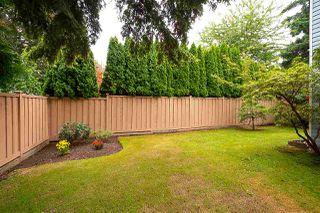 "Photo 26: 23 7040 WILLIAMS Road in Richmond: Broadmoor Townhouse for sale in ""TWIN CEDAR VILLAGE"" : MLS®# R2487395"