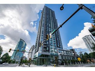 """Photo 1: 3307 13438 CENTRAL Avenue in Surrey: Whalley Condo for sale in """"PRIME ON THE PLAZA"""" (North Surrey)  : MLS®# R2490167"""