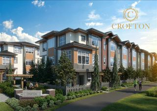 """Photo 1: 11 20763 76 Avenue in Langley: Willoughby Heights Townhouse for sale in """"CROFTON"""" : MLS®# R2519766"""