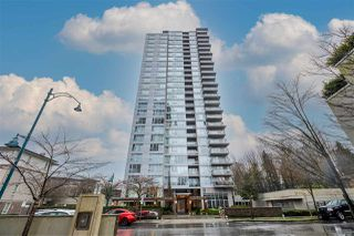 """Photo 1: 1005 660 NOOTKA Way in Port Moody: Port Moody Centre Condo for sale in """"NAHANNI"""" : MLS®# R2525870"""
