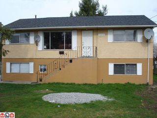 Photo 1: 12275 84TH Avenue in Surrey: Queen Mary Park Surrey House for sale : MLS®# F1006447