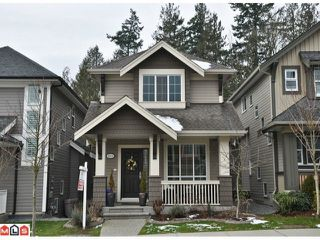 "Photo 1: 6013 164TH Street in Surrey: Cloverdale BC House for sale in ""VISTA'S"" (Cloverdale)  : MLS®# F1100146"