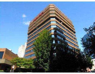 """Photo 1: 1177 HORNBY Street in Vancouver: Downtown VW Condo for sale in """"LONDON PLACE"""" (Vancouver West)  : MLS®# V620917"""