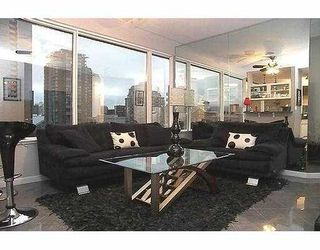 """Photo 2: 1177 HORNBY Street in Vancouver: Downtown VW Condo for sale in """"LONDON PLACE"""" (Vancouver West)  : MLS®# V620917"""
