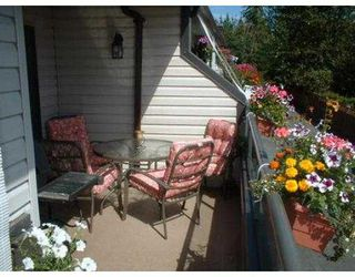 """Photo 8: 401 11726 225TH ST in Maple Ridge: East Central Townhouse for sale in """"ROYAL TERRACE"""" : MLS®# V550554"""