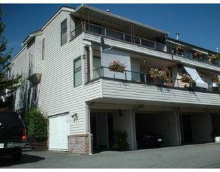 "Photo 1: 401 11726 225TH ST in Maple Ridge: East Central Townhouse for sale in ""ROYAL TERRACE"" : MLS®# V550554"