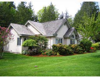 Main Photo: 7907 LOHN Road in Halfmoon_Bay: Halfmn Bay Secret Cv Redroofs House for sale (Sunshine Coast)  : MLS®# V765613