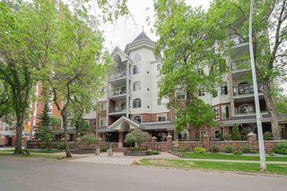 Photo 2: 503 10178 117 Street in Edmonton: Zone 12 Condo for sale : MLS®# E4170804