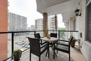 Photo 15: 503 10178 117 Street in Edmonton: Zone 12 Condo for sale : MLS®# E4170804