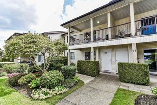 "Photo 1: 42 6467 197 Street in Langley: Willoughby Heights Townhouse for sale in ""WILLOW PARK ESTATES"" : MLS®# R2413145"
