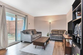 """Photo 3: 7 503 E PENDER Street in Vancouver: Strathcona Townhouse for sale in """"Jackson Gardens"""" (Vancouver East)  : MLS®# R2429590"""