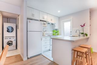 """Photo 10: 7 503 E PENDER Street in Vancouver: Strathcona Townhouse for sale in """"Jackson Gardens"""" (Vancouver East)  : MLS®# R2429590"""