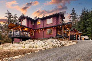 "Photo 5: 321 JOSEPHINE Drive: Bowen Island House for sale in ""Jospehine Ridge"" : MLS®# R2443189"