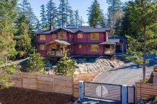 "Photo 2: 321 JOSEPHINE Drive: Bowen Island House for sale in ""Jospehine Ridge"" : MLS®# R2443189"