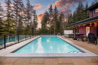 "Photo 1: 321 JOSEPHINE Drive: Bowen Island House for sale in ""Jospehine Ridge"" : MLS®# R2443189"