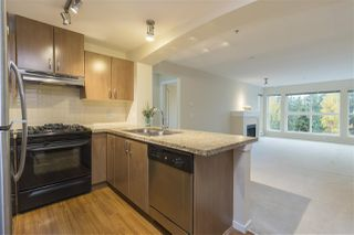 "Photo 1: 203 1330 GENEST Way in Coquitlam: Westwood Plateau Condo for sale in ""The Lanterns"" : MLS®# R2518234"