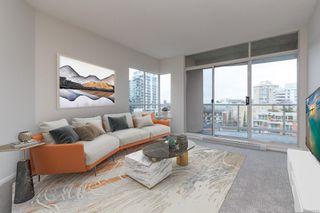 Photo 4: 804 1020 View St in : Vi Downtown Condo for sale (Victoria)  : MLS®# 862258