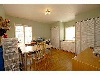 "Photo 7: 1839 HAMILTON Street in New Westminster: West End NW House for sale in ""WEST END"" : MLS®# V828961"