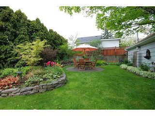 "Photo 2: 1839 HAMILTON Street in New Westminster: West End NW House for sale in ""WEST END"" : MLS®# V828961"