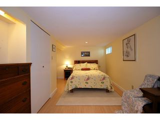 "Photo 9: 1839 HAMILTON Street in New Westminster: West End NW House for sale in ""WEST END"" : MLS®# V828961"