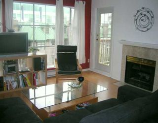 "Photo 3: 655 W 13TH Ave in Vancouver: Fairview VW Condo for sale in ""TIFFANY MANSION"" (Vancouver West)  : MLS®# V621969"