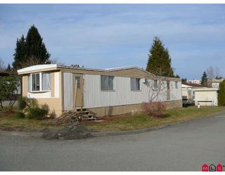 Main Photo: 71 1884 MCCALLUM Road in Abbotsford: Central Abbotsford Manufactured Home for sale : MLS®# F2901644