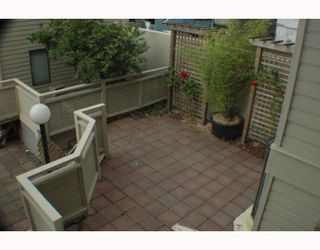 Photo 11: 5 1263 W 8TH Avenue in Vancouver: Fairview VW Townhouse for sale (Vancouver West)  : MLS®# V773393