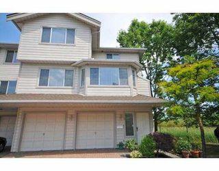 "Photo 1: 49 5380 SMITH Drive in Richmond: Hamilton RI Townhouse for sale in ""BRIDGEVIEW COURTS"" : MLS®# V773553"