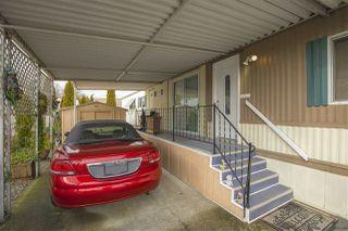 "Photo 2: 142 1840 160 Street in Surrey: King George Corridor Manufactured Home for sale in ""King George Corridor"" (South Surrey White Rock)  : MLS®# R2440942"