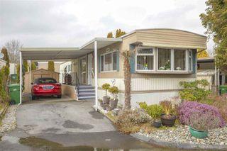 "Photo 1: 142 1840 160 Street in Surrey: King George Corridor Manufactured Home for sale in ""King George Corridor"" (South Surrey White Rock)  : MLS®# R2440942"
