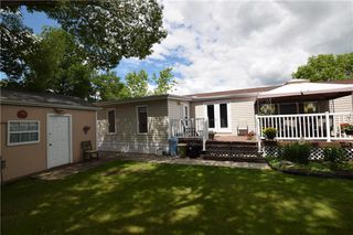 Photo 32: 36 VERNON KEATS Drive in St Clements: Pineridge Trailer Park Residential for sale (R02)  : MLS®# 202014656