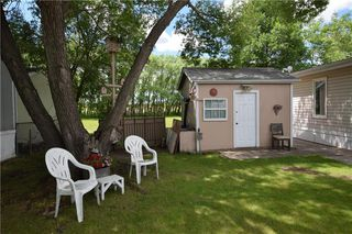 Photo 33: 36 VERNON KEATS Drive in St Clements: Pineridge Trailer Park Residential for sale (R02)  : MLS®# 202014656