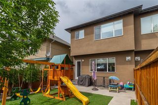 Photo 37: 1611 BROADVIEW Road NW in Calgary: Hillhurst Semi Detached for sale : MLS®# C4304798