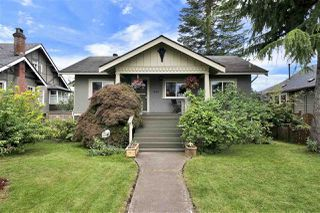 Photo 1: 1024 LONDON Street in New Westminster: Moody Park House for sale : MLS®# R2500591