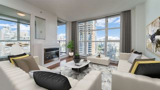 """Photo 2: 1704 1155 SEYMOUR Street in Vancouver: Downtown VW Condo for sale in """"The Brava"""" (Vancouver West)  : MLS®# R2508018"""
