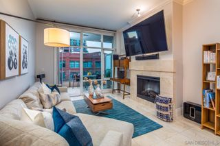 Photo 4: DOWNTOWN Condo for sale : 1 bedrooms : 550 Front St #307 in San Diego