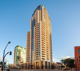 Photo 19: DOWNTOWN Condo for sale : 1 bedrooms : 550 Front St #307 in San Diego
