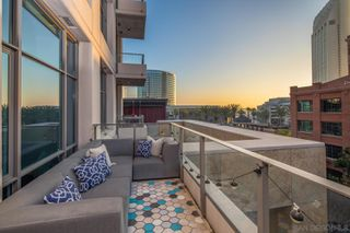 Photo 11: DOWNTOWN Condo for sale : 1 bedrooms : 550 Front St #307 in San Diego