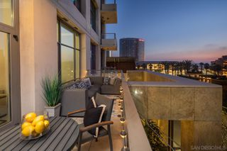 Photo 15: DOWNTOWN Condo for sale : 1 bedrooms : 550 Front St #307 in San Diego