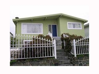 """Photo 1: 1351 E 49TH Avenue in Vancouver: Knight House for sale in """"SOUTH VANCOUVER"""" (Vancouver East)  : MLS®# V792798"""