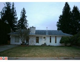 Photo 1: 8249 COPPER Place in Mission: Mission BC House for sale : MLS®# F1000978