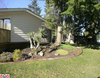 "Photo 10: 144 3665 244TH Street in Langley: Otter District Manufactured Home for sale in ""LANGLEY GROVE ESTATES"" : MLS®# F1003945"