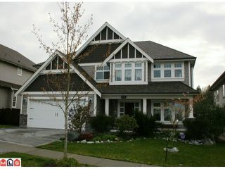 "Photo 1: 3838 CAVES Court in Abbotsford: Abbotsford East House for sale in ""SANDYHILL"" : MLS®# F1008937"