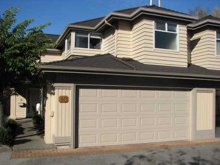 """Photo 1: 10 9331 FRANCIS Road in Richmond: Garden City Townhouse for sale in """"DOLPHIN PARK ESTATE"""" : MLS®# V852811"""
