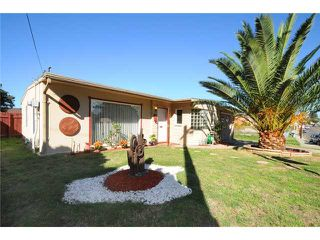 Photo 1: COLLEGE GROVE House for sale : 2 bedrooms : 4150 Rolando in San Diego