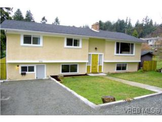 Photo 1: 3536 Wishart Rd in VICTORIA: Co Latoria Single Family Detached for sale (Colwood)  : MLS®# 494985