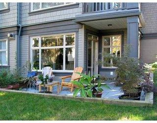 """Photo 5: 104 4885 VALLEY Drive in Vancouver: Quilchena Condo for sale in """"Maclure House"""" (Vancouver West)  : MLS®# V774393"""
