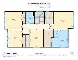 Photo 36: 6 Edison Drive: St. Albert House for sale : MLS®# E4179101