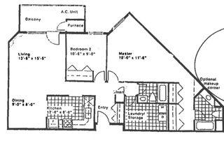 Photo 2: 118 6220 FULTON Road in Edmonton: Zone 19 Condo for sale : MLS®# E4181403