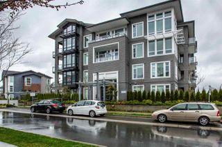 "Main Photo: 412 2393 RANGER Lane in Port Coquitlam: Riverwood Condo for sale in ""FREMONT EMERALD"" : MLS®# R2448583"